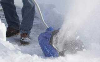Лучшие электролопаты и снегоуборщики для уборки снега