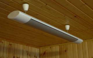 Как выбрать энергосберегающий инфракрасный обогреватель для дачи