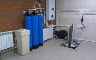 Какие фильтры использовать для очистки воды из скважины
