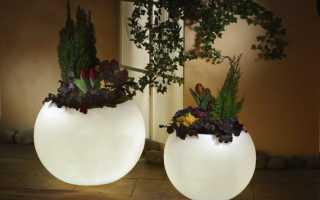 Декоративная подсветка для комнатных растений